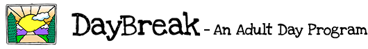 DayBreak | An Adult Day Program