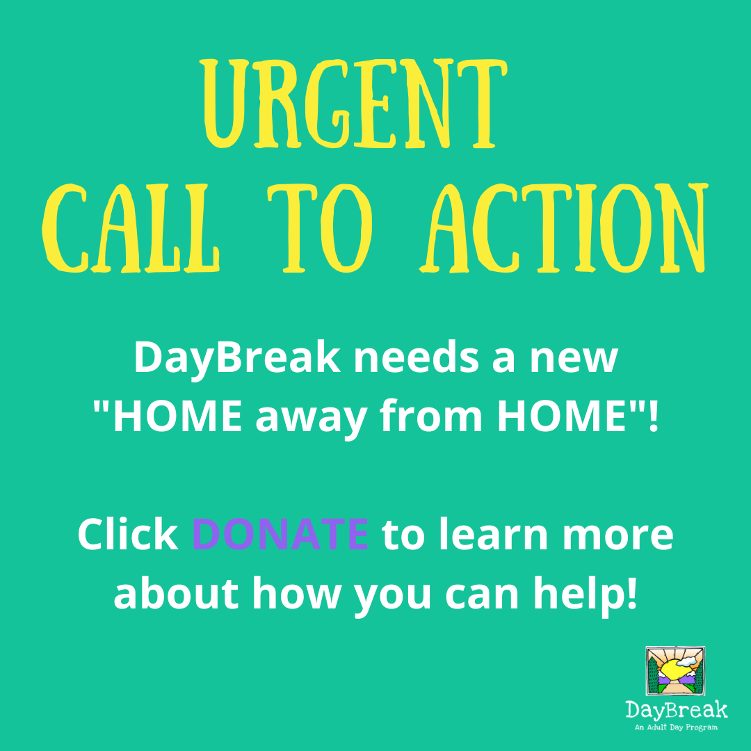 DONATE CALL TO ACTION DayBreak